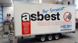 Asbestanhänger