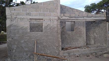 Matilde - House under construction.jpg