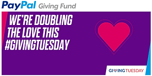 Paypal Giving Fund Giving Tuesday Logo.P