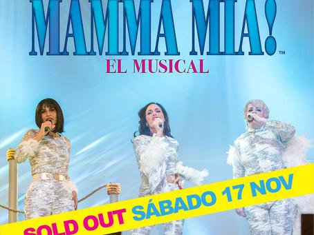 Mamma Mia viernes 23.