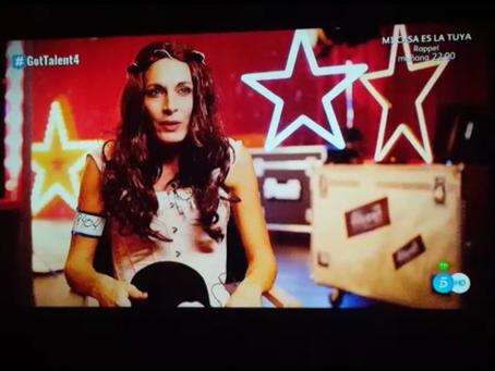 Hoy Gala Especial botones dorados Got Talent en Telecinco:-)