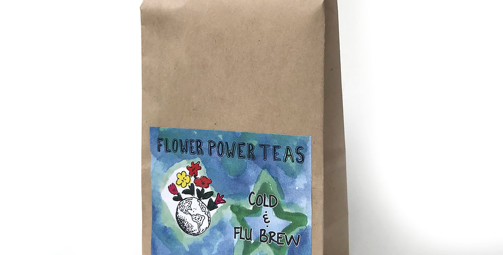 Cold and Flu Brew