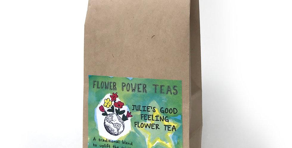 Julie's Good Feeling Flower Tea