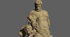 Hercules and Cerberus