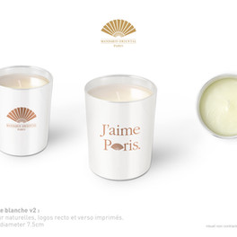 French candle