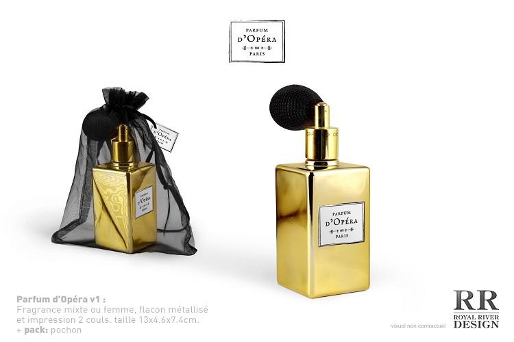 parfum opéra de paris Royal River design