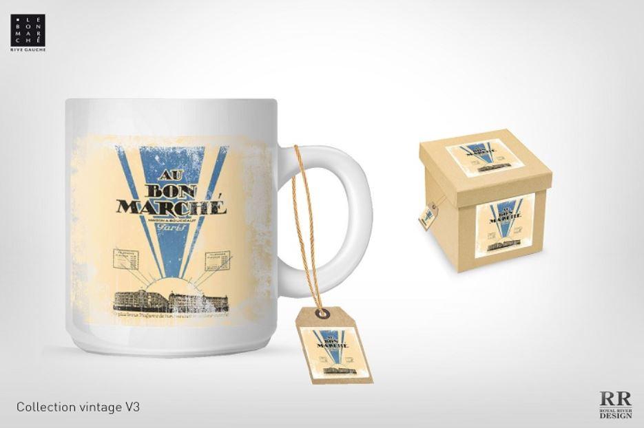 mug tasse le bon marché Royal River desi