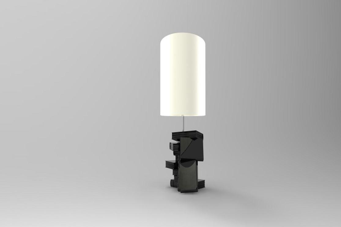 lampes livre noir et blanc Royal River d