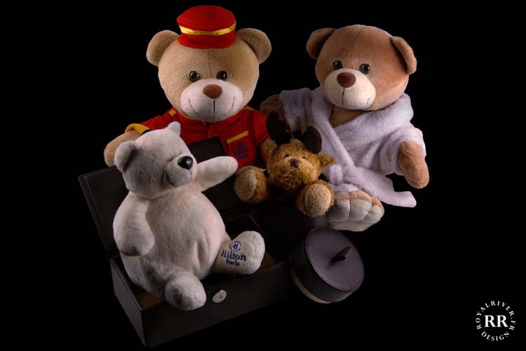 peluches ours Royal River design group