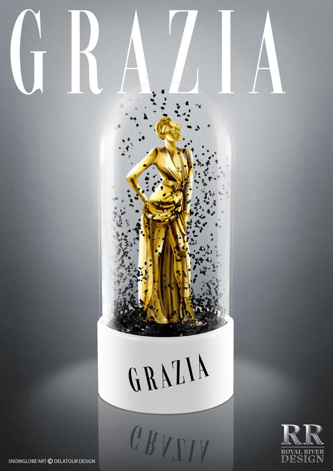 Grazia boule a neige  Royal River design