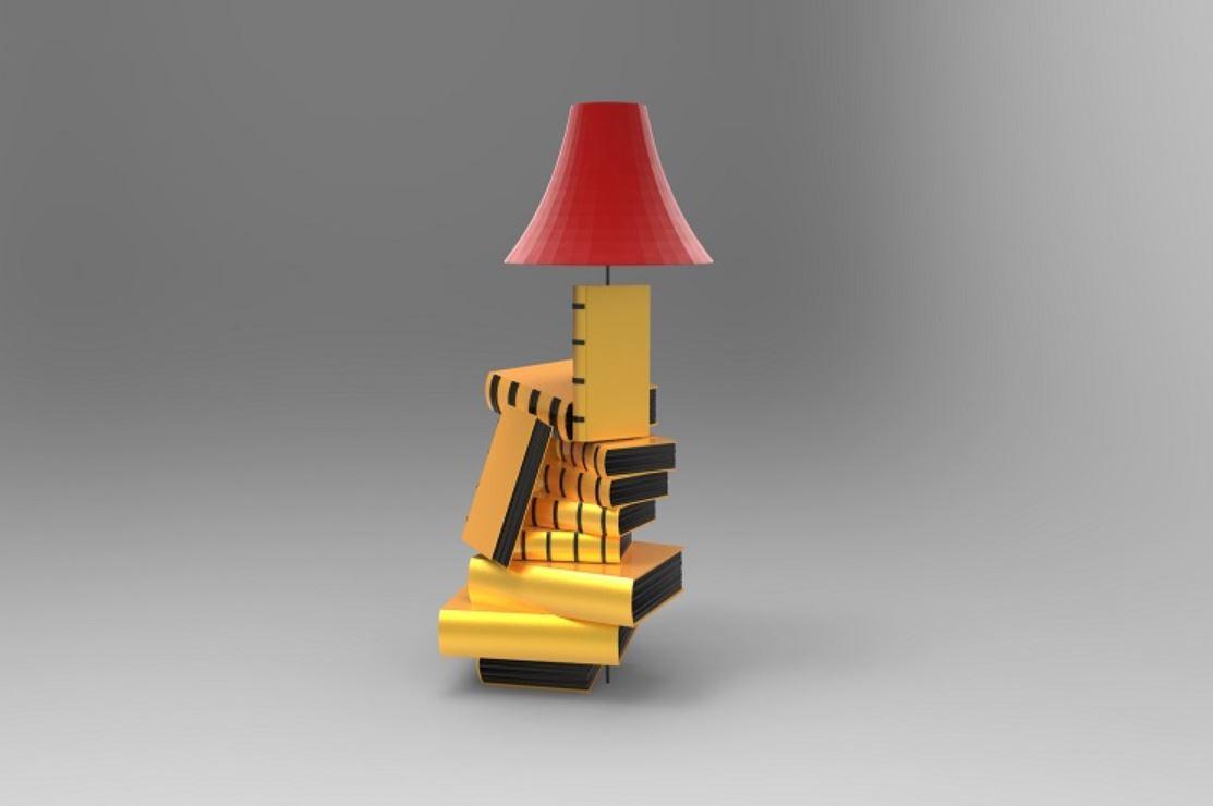 lampe livres Royal River design group