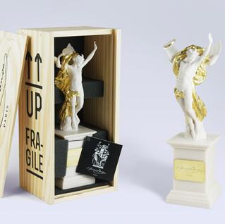 Usine à sculptures - Le génie de la danse, de Jean-Baptiste Carpeaux