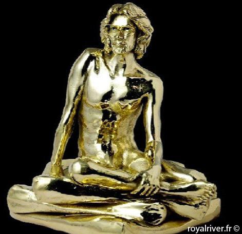 Yves St Laurent or sculpture Royal River