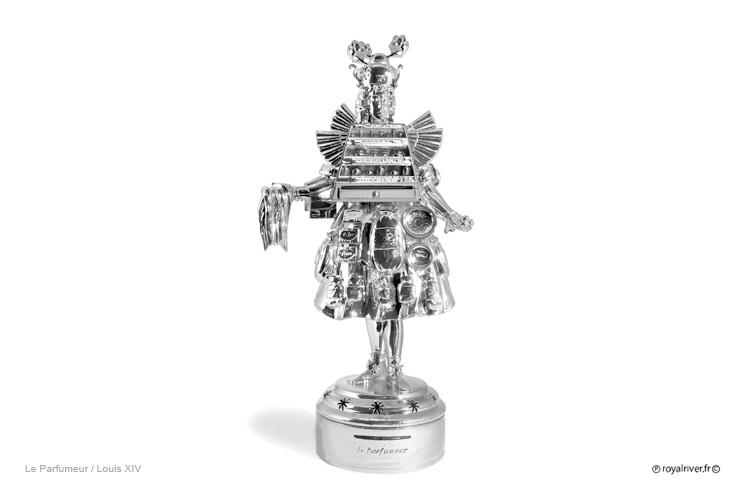 parfurmeur louis XIV sculpture Royal Riv