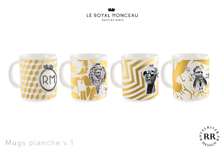le royal monceau hotel mug tasse  Royal