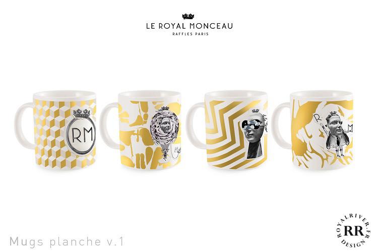 le royal monceau hotel mug tasse  Royal