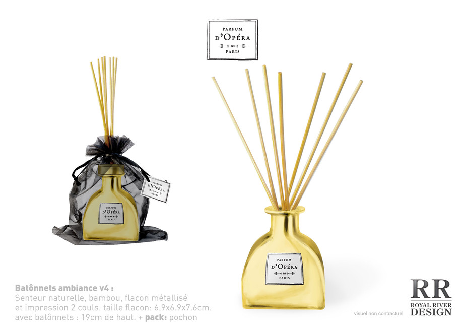 batonnets parfum interieur opéra de pari