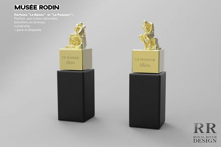 parfum musée rodin Royal River design gr