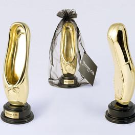 Chausson d'or Opéra de Paris