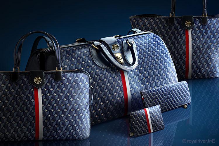 bagagerie sac psg Royal River design gro