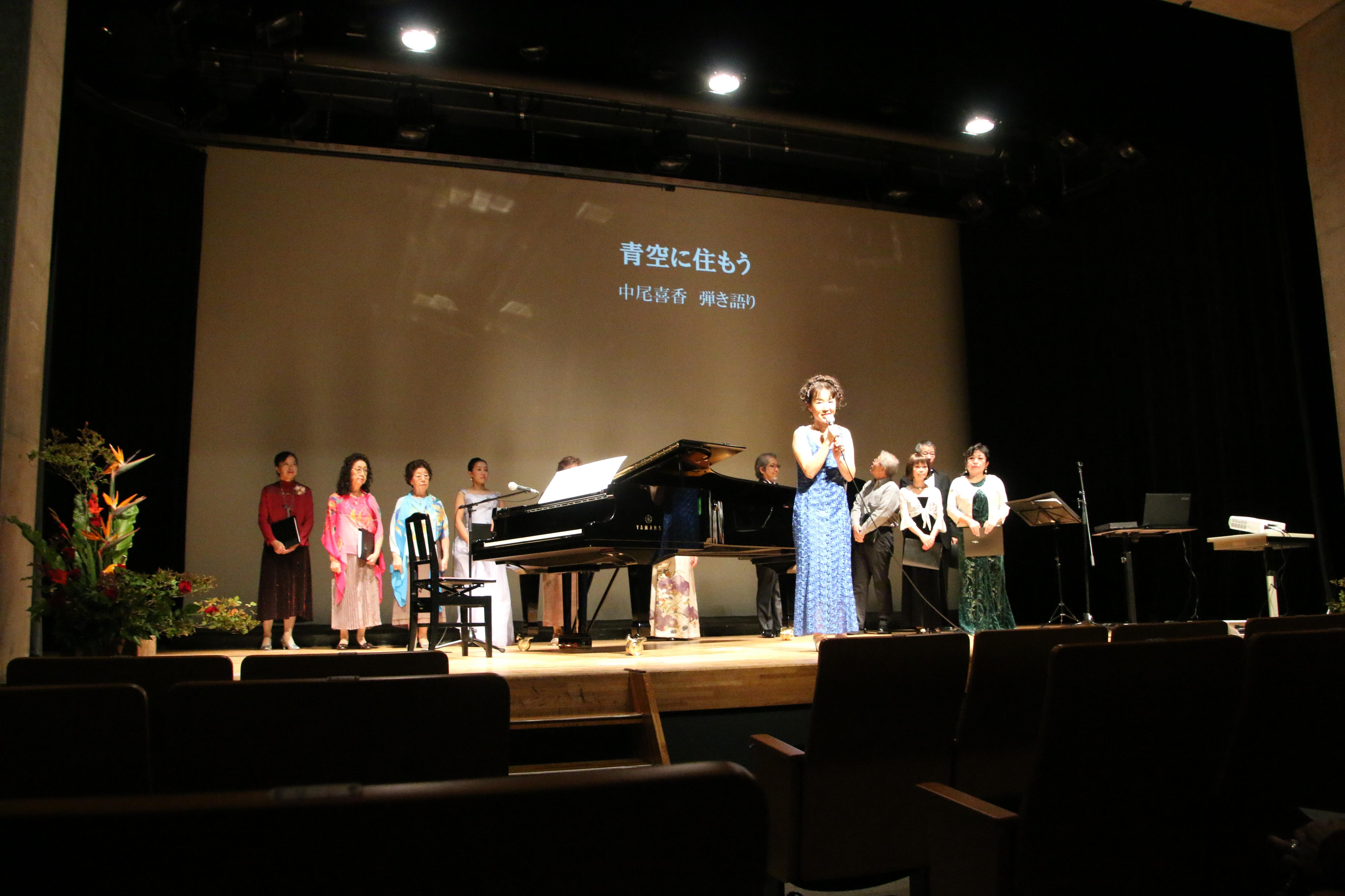 カンツォーネ☆カフェコンサート2015