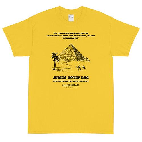 Hotep Bag Short Sleeve T-Shirt