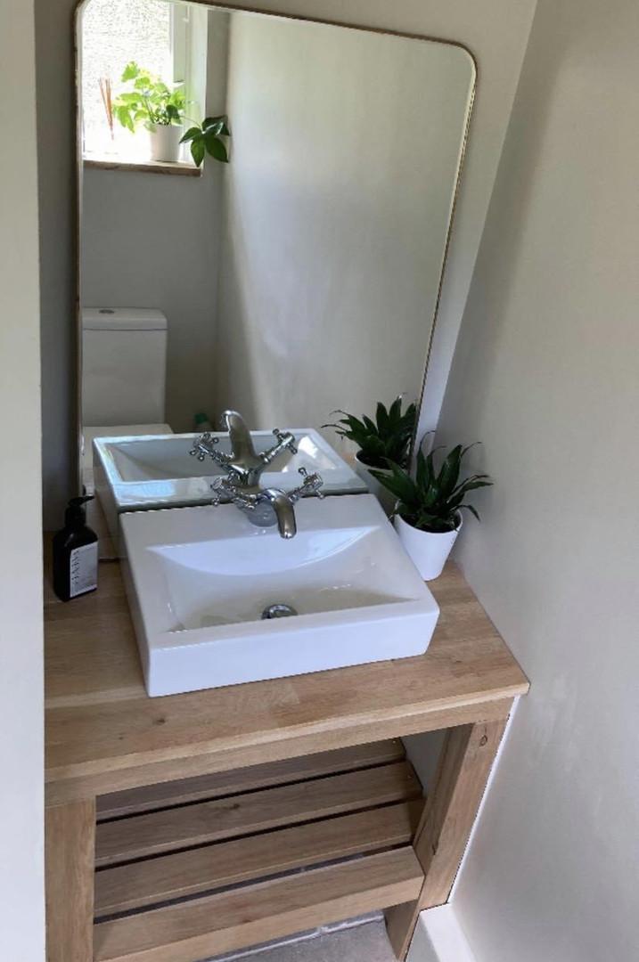 Bespoke sink unit