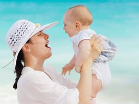 TER um filho ou SER mãe?