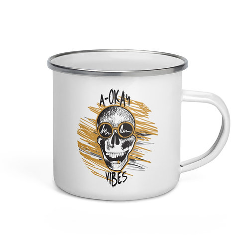 A-Okayyy Skelee Mug