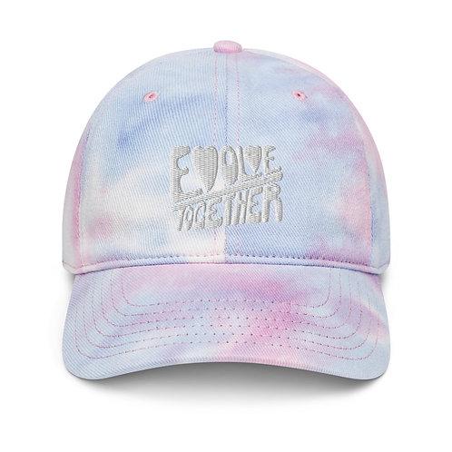 Evolve Together Tye Dye Hat