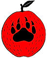 Final Red Wolf Claw Apple [Transparent B