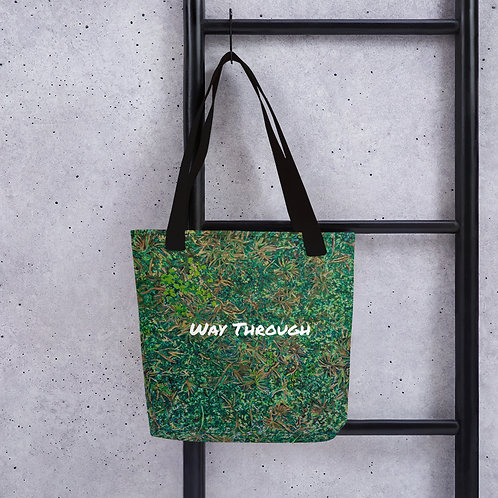"""Way Through"" Doodle Bag"