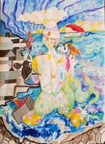 Mermaid and Sea Pie