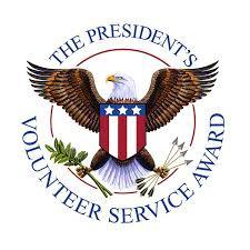 President's Volunteer Service Award (PVSA) 2020-2021
