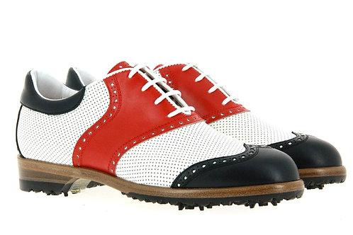 Tee Golf Shoes Damen- Golfschuh SUSY NERO BIANCO