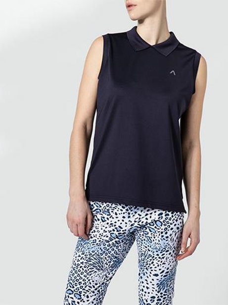 Golfshirt Lina mit Dry Comfort-Ausrüstung