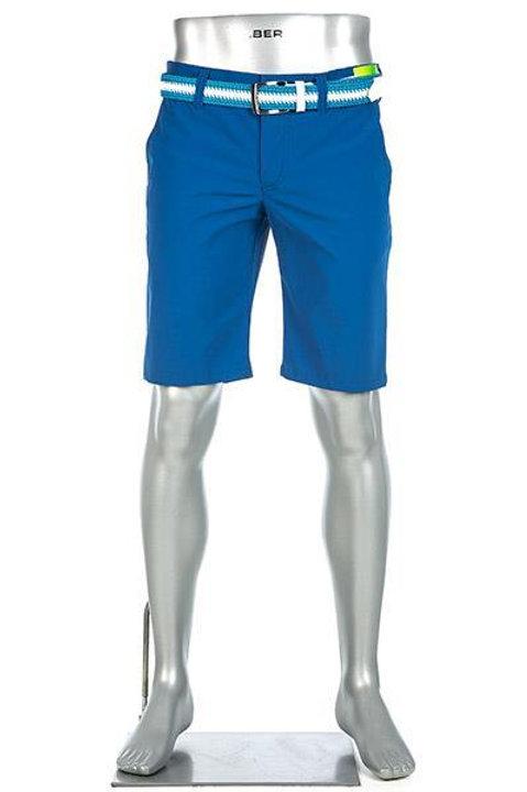 Golfshorts Earnie, Regular Fit, Mikrofaser, Revolutional®, royalblau