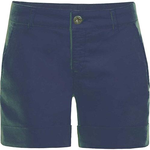girls golf Hot Pants 'EASY ELEGANCE' | navy, schwarz, weiß