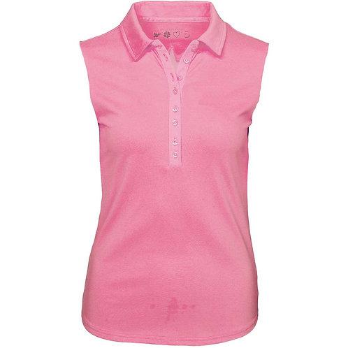 girls golf Polo 'basic STAR SYLVIA'