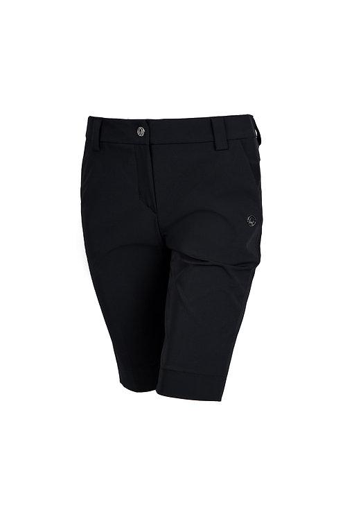 Bermudahose mit seitlichen Taschen