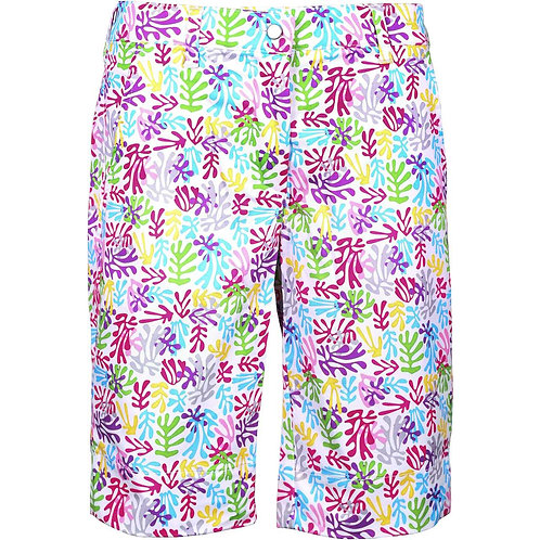 girls golf Bermuda 'MULTI MAGIC' (multicolor)