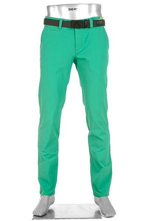 Golfhose Rookie, Regular Fit, 3xDRY®, smaragdgrün
