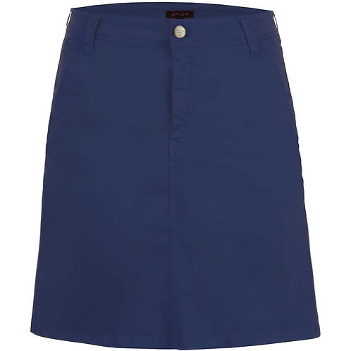 girls golf Skort 'EASY ELEGANCE' | navy, schwarz, weiß