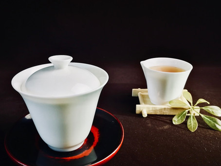 Blog 80: Why The Size of Teaware Matters