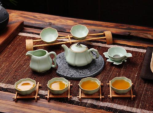 Ruyao Tea Set - Handle Design