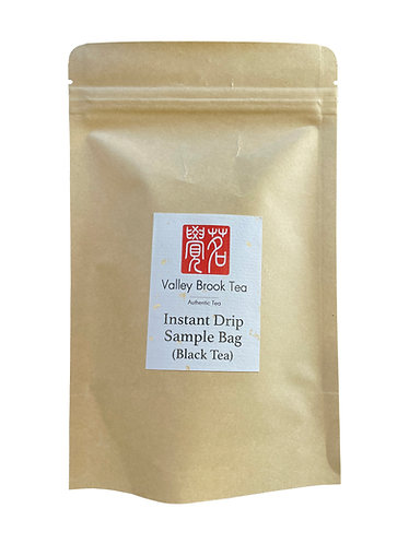 Instant Drip Black Tea (multiple choices)