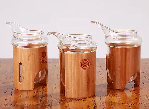 Bamboo Sharing Pot (Cha Hai/Gong Dao Bei)