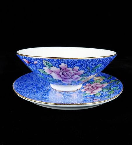 Enamel Tea Cup
