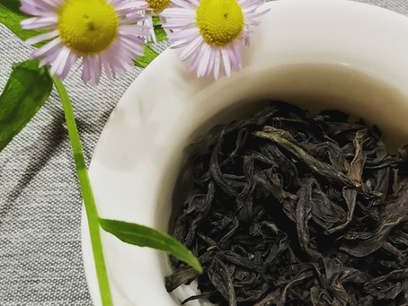 "Blog 94: Signs Your Tea Is ""Fading Away"""