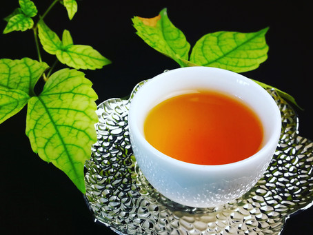 """Blog 61: An Introduction to the """"Blending"""" of Da Hong Pao"""